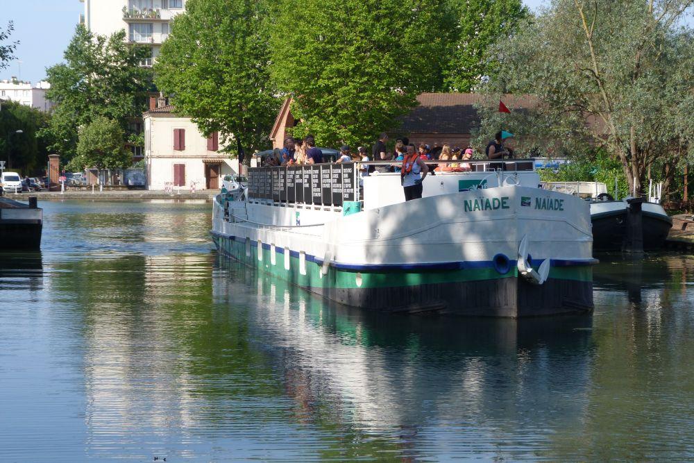 Vue du Canal du Midi