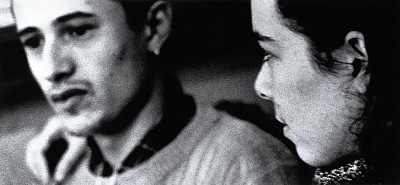 Sam Samore Fictions , 1996 Epreuve noir et blanc 120 x 217 cm