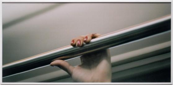 Serge Lebon - Sans titre - 2007 - 100 x 210 cm - Collection Frac OM