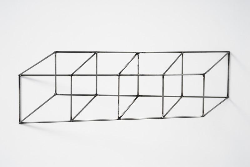 Tjeerd Alkema, Cubes de Necker, 2010 - Collection Frac Occitanie Montpellier
